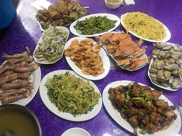 渔家海鲜餐饮四