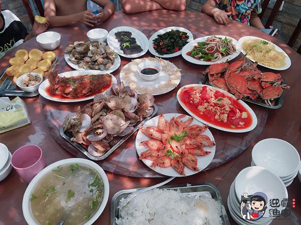 渔家海鲜餐饮一