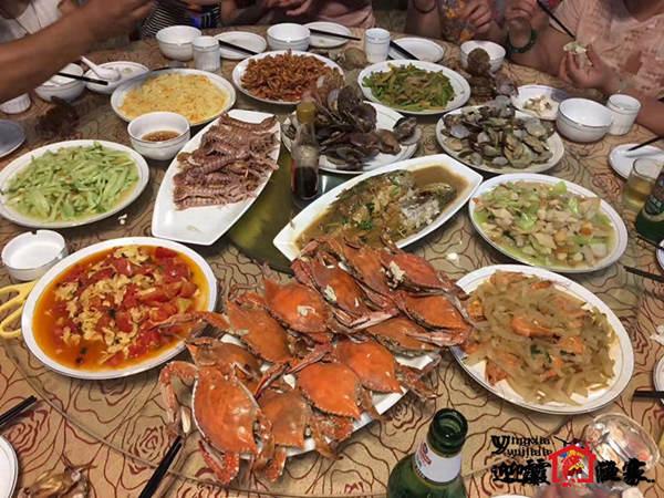 渔家海鲜餐饮五