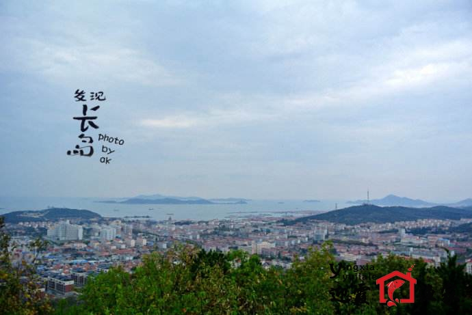 长岛峰山景区风景图