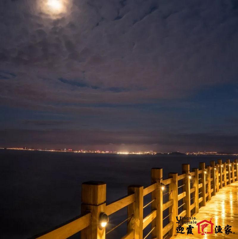 长岛林海景区风景图