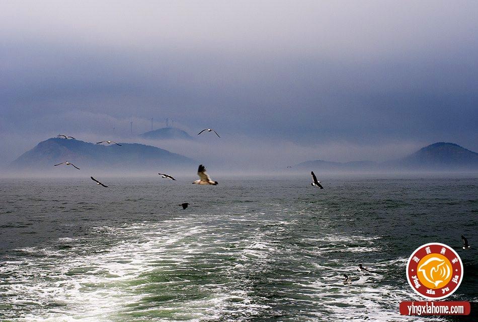 长岛海上游攻略