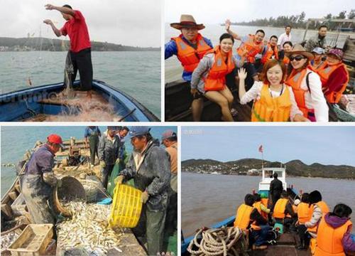 这才是真正的长岛渔家乐体验
