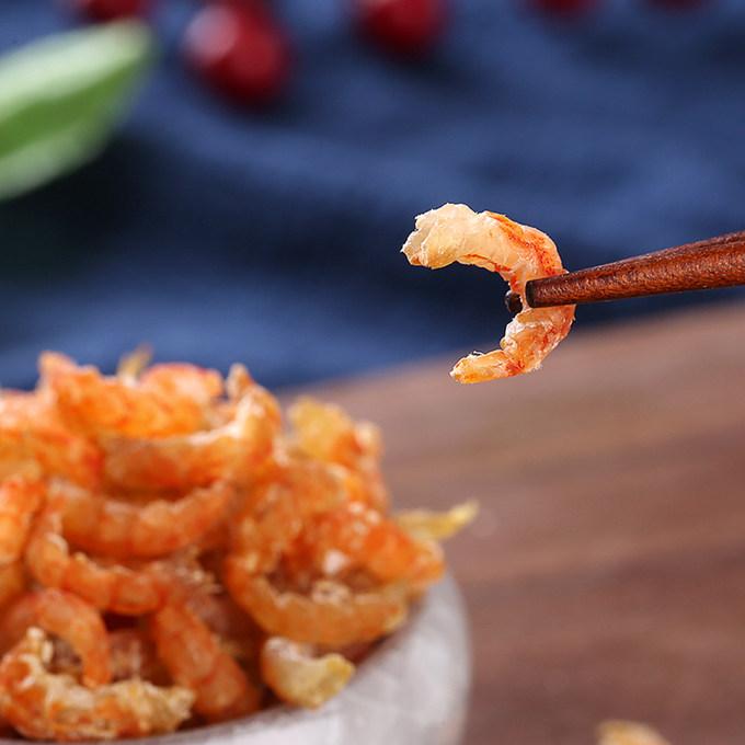 长岛的金钩海米好吃停不下!
