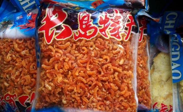 如何辨别正宗野生的金钩海米?